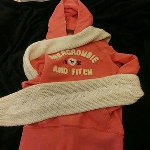 Girls Abercrombie & Fitch sweatshirt